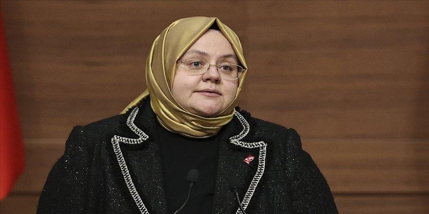 Aile, Çalışma ve Sosyal Hizmetler Bakanı Selçuk'tan KPDK toplantısına ilişkin açıklama