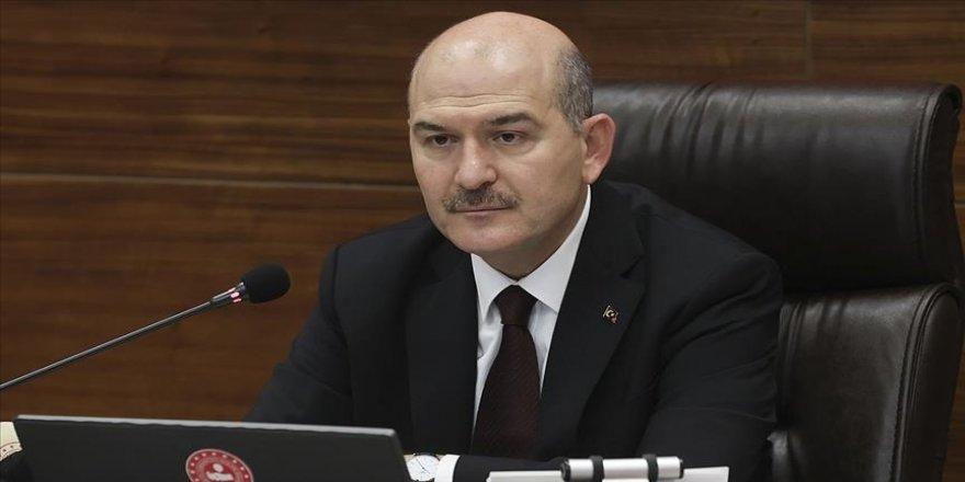 İçişleri Bakanı Soylu: Tekirdağ'da Atatürk üzerinden provokasyon yapan zanlı yakalandı