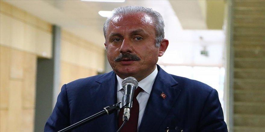TBMM Başkanı Şentop, Savcı Mehmet Selim Kiraz'ı şehadetinin 6. yılında andı