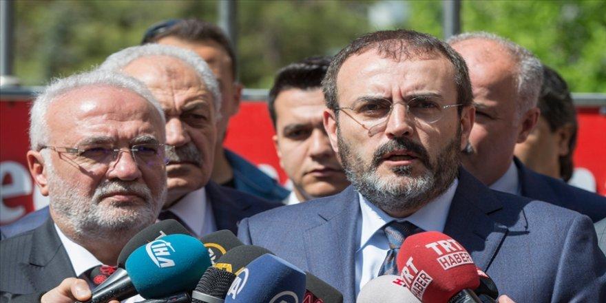 AK Parti'de, Kayseri Milletvekili Elitaş ile Kahramanmaraş Milletvekili Ünal, grup başkanvekilliğine seçildi