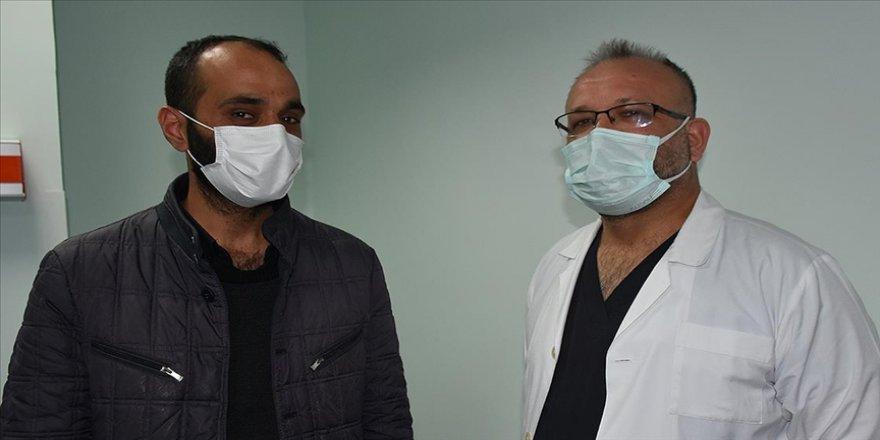 Yutma güçlüğü çeken akalazya hastaları Turgut Özal Tıp Merkezi'nde şifa buluyor