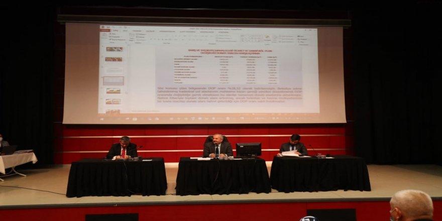 Gebze Belediyesi Olağan Meclisi,toplanıyor