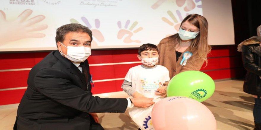 Gebze'nin En Özel Çocukları İçin Özel etkinlik