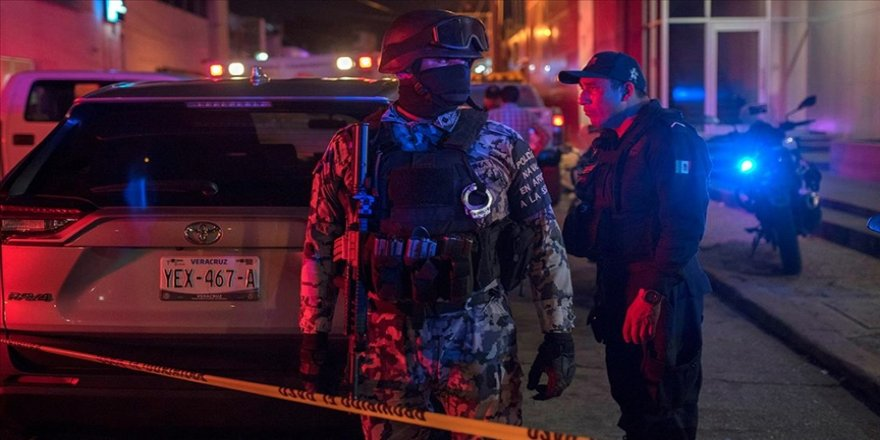 Meksika'da geçen ay 2 bin 444 cinayet işlendi