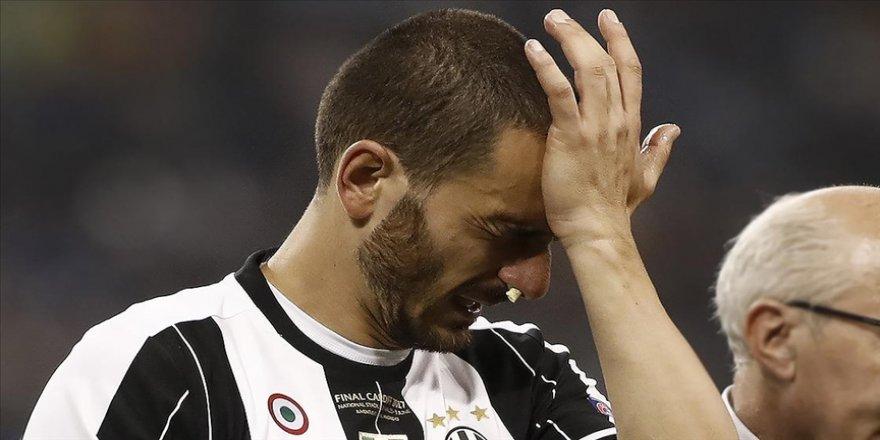 Juventus'ta milli futbolcu Merih Demiral'ın ardından Bonucci de Kovid-19'a yakalandı