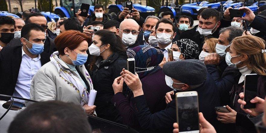 Akşener: HDP iddianamesinin iadesi normal bir prosedür gibi görünüyor