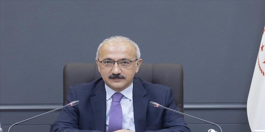 Bakan Elvan, AB üyesi ülkelerin büyükelçileri ile bir araya gelecek