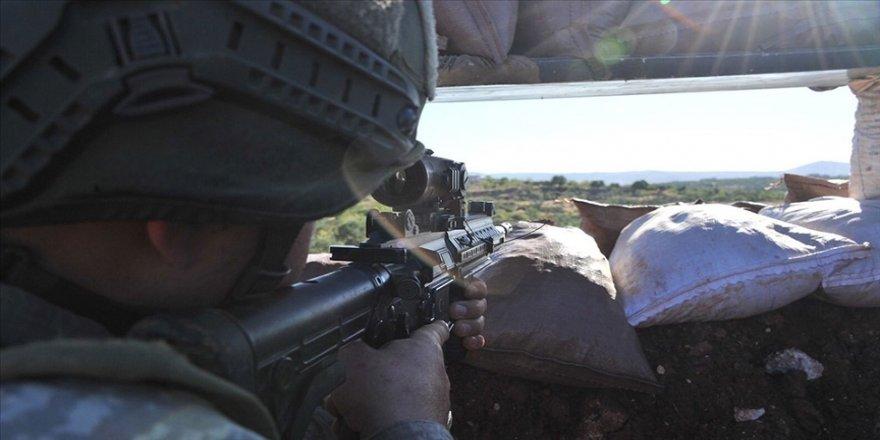 Güvenlik güçleri martta 134 PKK'lı teröristi etkisiz hale getirdi