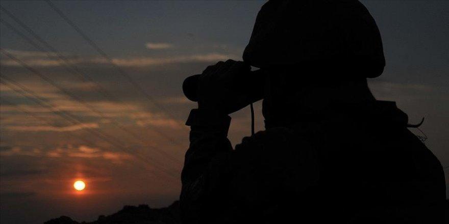 PKK'dan kaçan bir örgüt mensubu daha ikna yoluyla teslim oldu