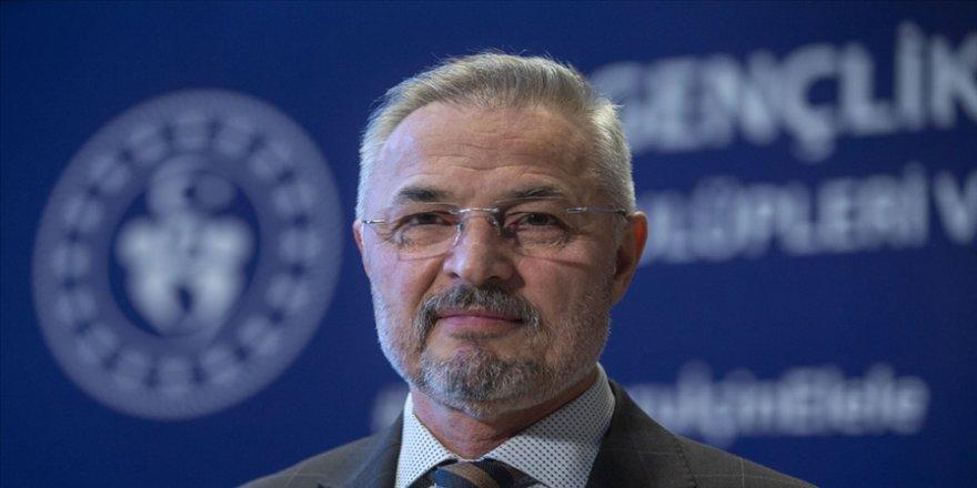 Türkiye Halter Federasyonu Başkanı Taşpınar, Avrupa Şampiyonası'nda milli sporculara güveniyor
