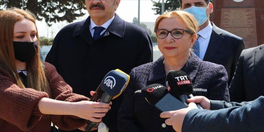 Ticaret Bakanı Pekcan: Azerbaycan'ın başarısı, Türkiye'nin de başarısı