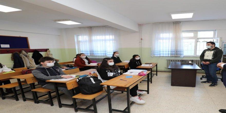Gebze'de,LGS Deneme Sınavı ücretsiz olarak yapılacak