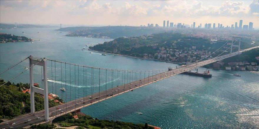 N Kolay İstanbul Yarı Maratonu nedeniyle 4 Nisan'da bazı yollar trafiğe kapatılacak