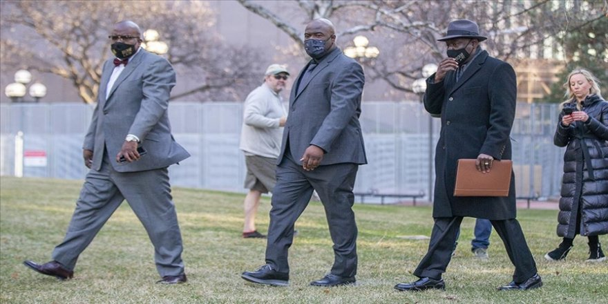 ABD'de devam eden Floyd davasında Minneapolis Polis Teşkilatının en kıdemli üyesi dinlendi