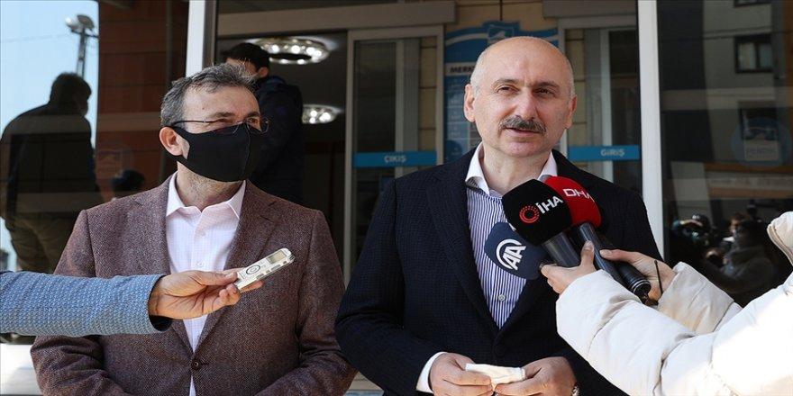 Bakan Karaismailoğlu: Pendik-Sabiha Gökçen Havalimanı Metro Hattı'nı yıl sonuna kadar hizmete açacağız