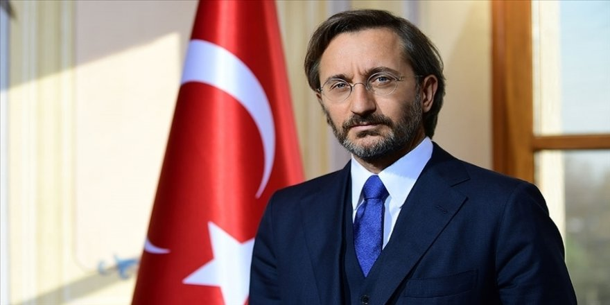 Cumhurbaşkanlığı İletişim Başkanı Fahrettin Altun: Vesayetçiler bir daha asla demokrasimize zarar veremeyecek