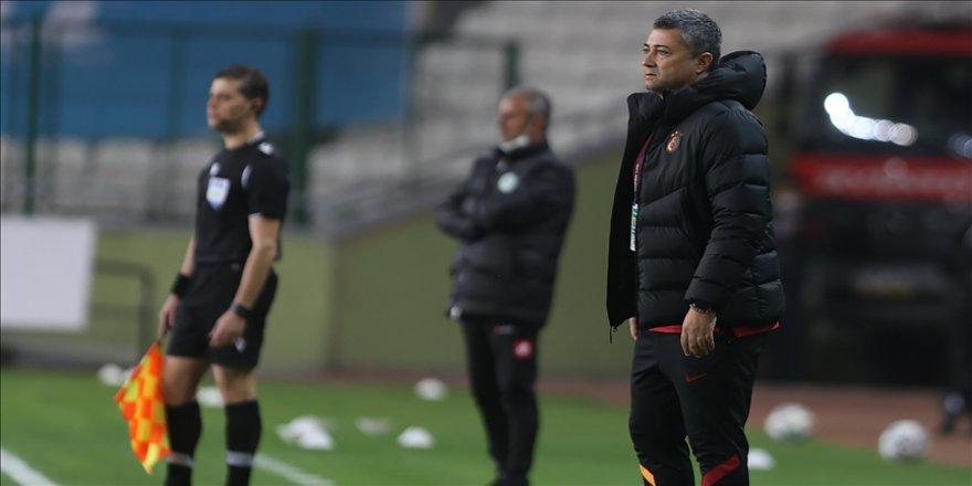 Galatasaray Yardımcı Antrenörü Levent Şahin: Sonuçtan çok oynanan oyun bizi üzdü
