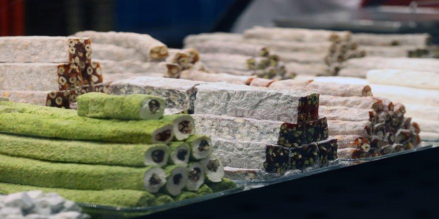 Osmanlı'nın tarifleriyle 157 yıldır lokum üretip tüm dünyaya satıyorlar