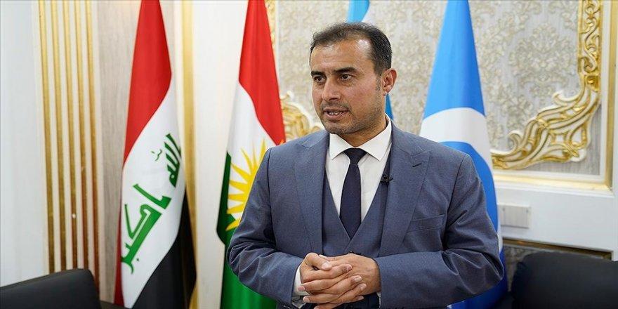 Türkmen Milletvekili Bilal: IKBY'de de Türkmenler için bütçe tahsis edilmeli