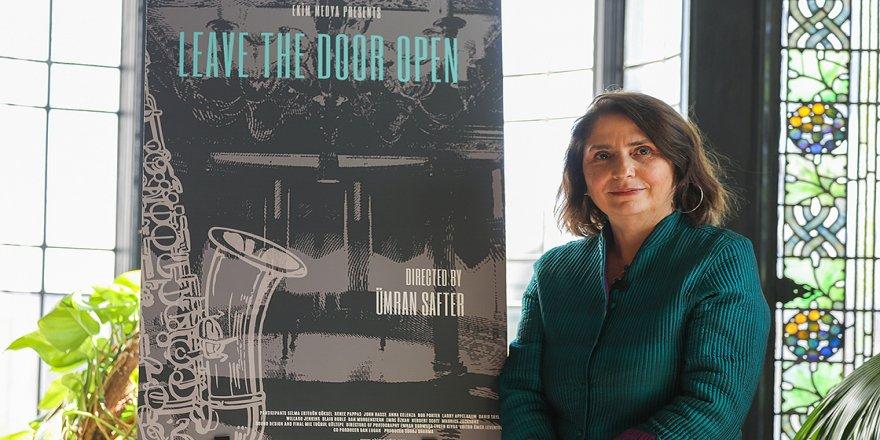 Ertegün kardeşlerin öyküsünü anlatan 'Kapıyı Açık Bırak' belgeselinin dünya prömiyeri Washington'da yapıldı