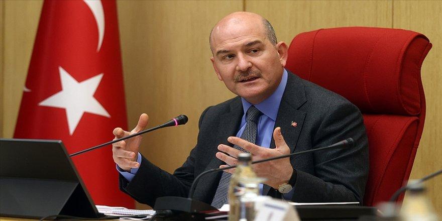İçişleri Bakanı Soylu'dan emekli amirallerin açıklamasına tepki: Sabrımızı zorlamasınlar