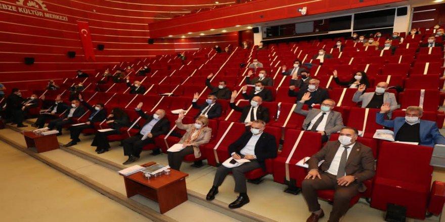 Gebze'de Nisan Meclisi Tamamlandı