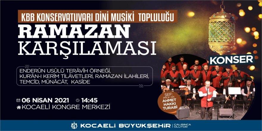 Büyükşehir'den Ramazan Karşılaması