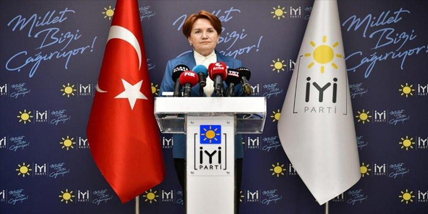 İYİ Parti Genel Başkanı Akşener'den bazı emekli amirallerin açıklamasına tepki: Bu bir zevzekliktir