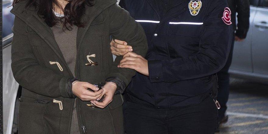 Diyarbakır'da terör örgütü PKK/KCK'nın kadın yapılanmasına yönelik operasyonda 22 şüpheli yakalandı