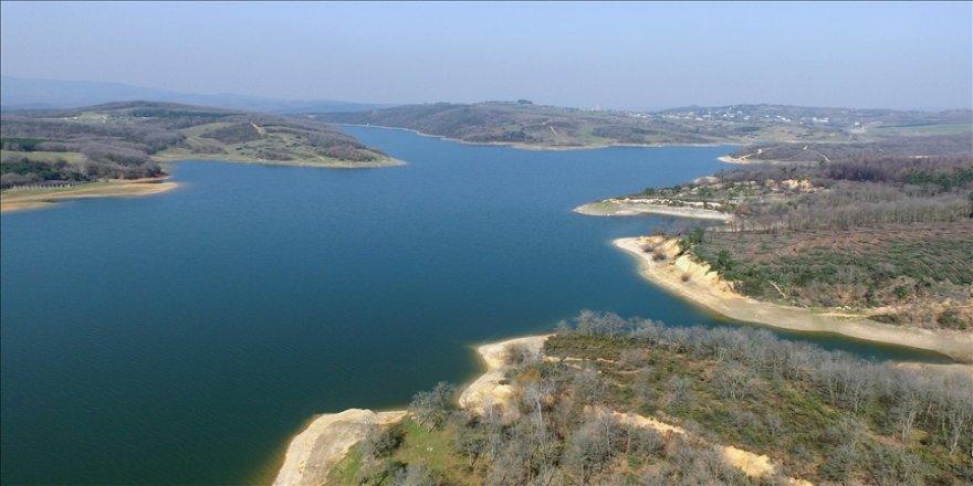 İstanbul'un barajlarındaki doluluk oranı yüzde 74,70'e yükseldi