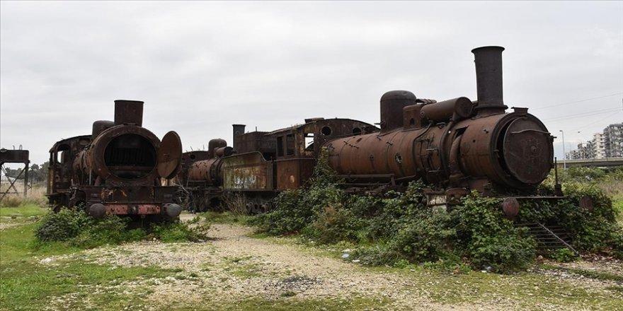 Osmanlı döneminde Lübnan'ı cazibe merkezine dönüştüren tarihi demir yolu kaderine terk edildi
