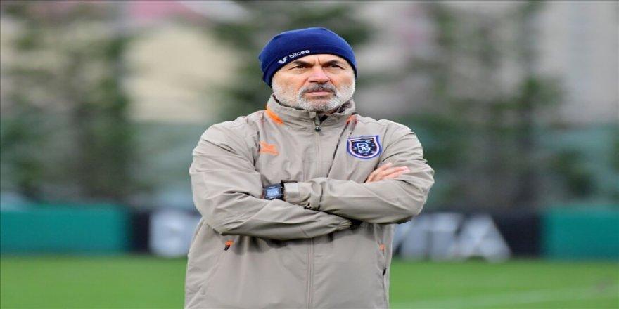 Medipol Başakşehir'de Gaziantep maçı hazırlıkları başladı