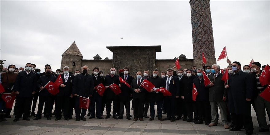 Doğu Anadolu'daki STK'lardan bazı emekli amirallerin açıklamasına tepki