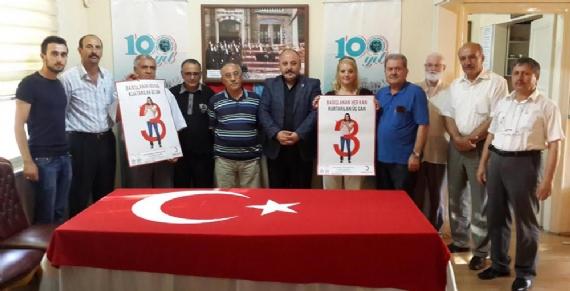 Türk Ocaklarından kan bağışı çağrısı