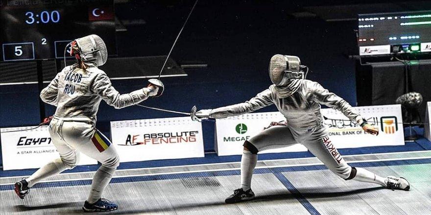 Genç Kadınlar Kılıç Takımı dünya dördüncüsü oldu