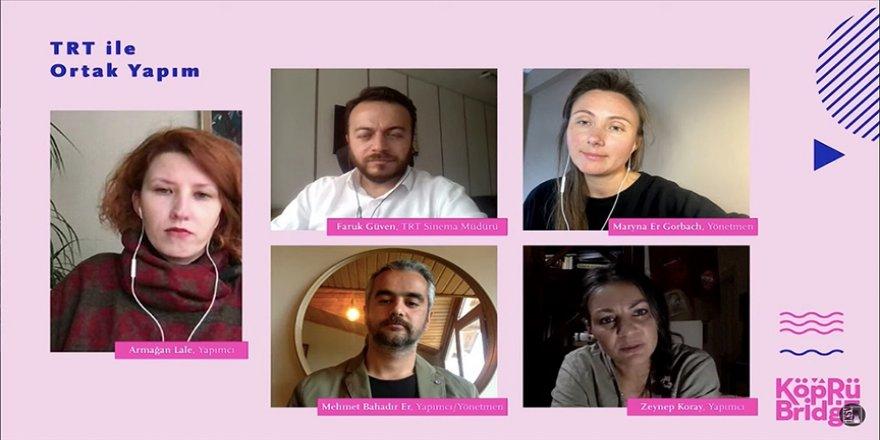 Sinema Konuşmaları'nda 'TRT Ortak Yapımları' ele alındı