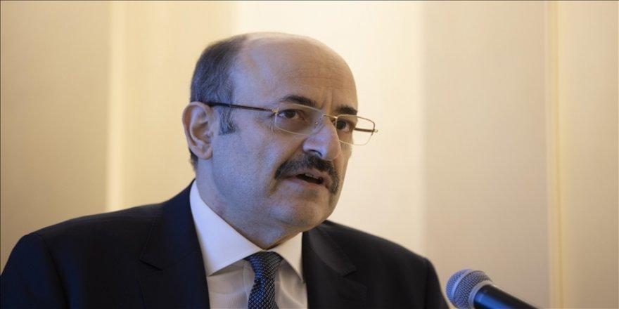 """YÖK Başkanı Prof. Dr. Saraç'a """"Eğitim Ödülü"""""""