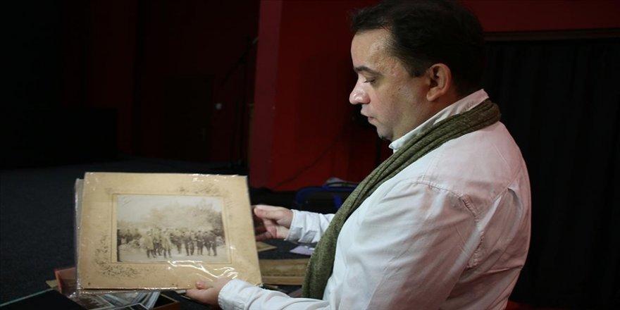 Kuzey Makedonyalı tarihçi YEE iş birliğinde eski fotoğrafların popülerleştirilmesi için çalışıyor