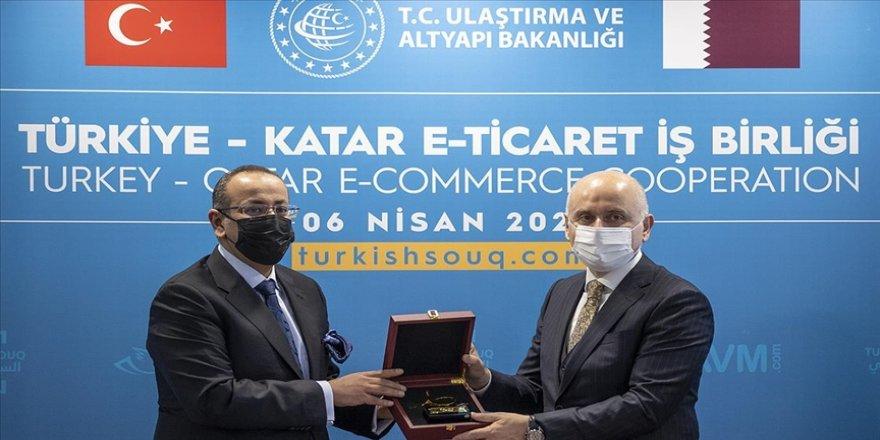 PTT ile Katar iş birliğiyle kurulan 'turkishsouq.com' üzerinden tüm dünya alışveriş yapabilecek