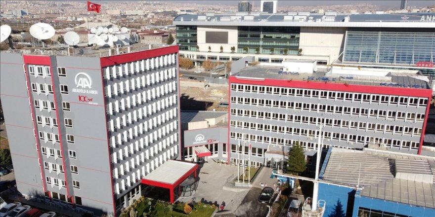 Kocaeli ve Sakarya Büyükşehir Belediye başkanları AA'nın kuruluşunun 101. yıl dönümünü kutladı