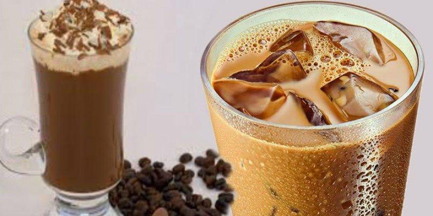 Soğuk Kahve Tarifi, Soğuk Kahve Yapımı