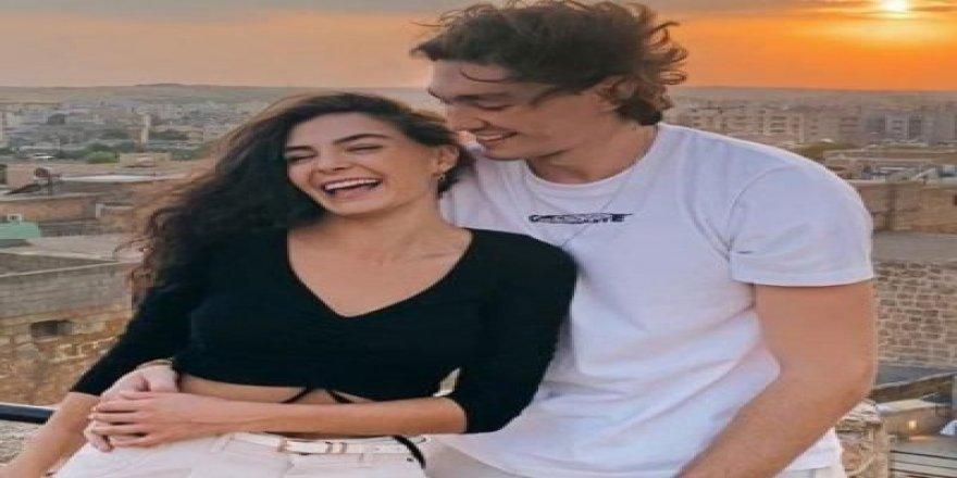 Hercai'nin Reyyan'ı Ebru Şahin'den romantik paylaşım