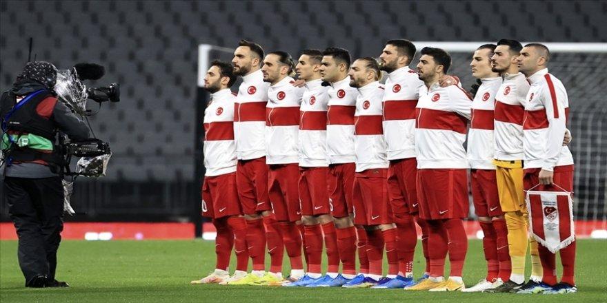 FIFA dünya sıralamasında Türkiye üç basamak yükselerek 29. oldu