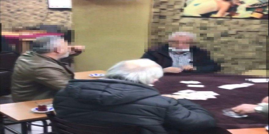 Kocaeli'de Kumar oynayan 16 kişiye işlem yapıldı
