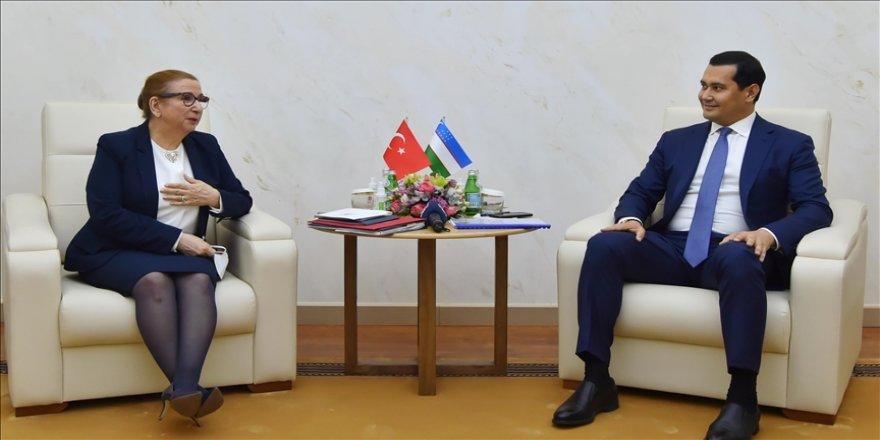 Türk-Özbek ticaretinde 5 milyar dolarlık hedef