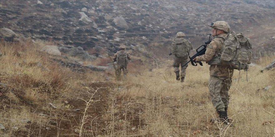 Şırnak'ta 1'i kırmızı kategoride 2 terörist etkisiz hale getirildi