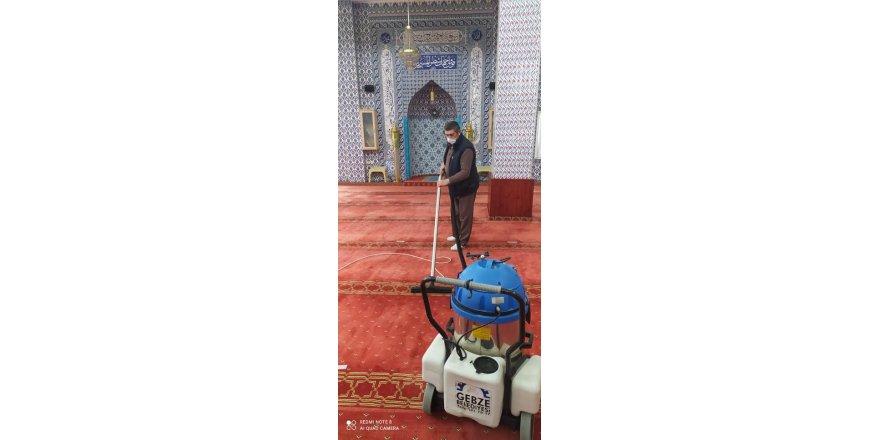 Ramazan öncesi temizlik çalışmaları