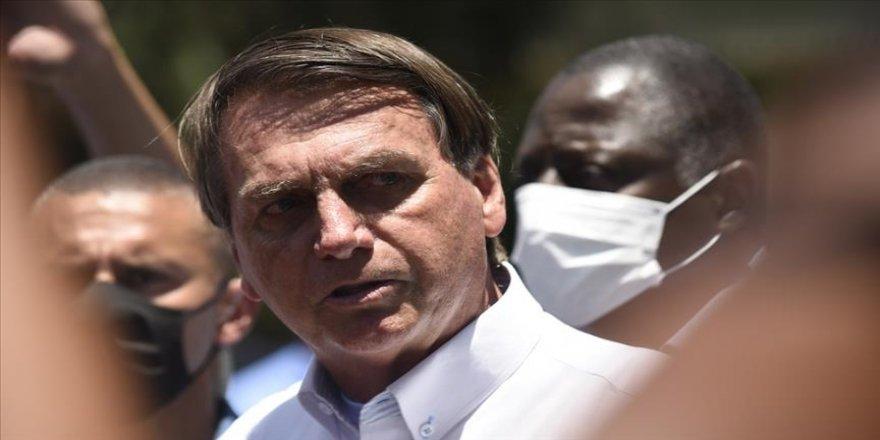 Brezilya'da Bolsonaro yönetiminin Kovid-19 politikalarının araştırılması için komisyon kurulacak