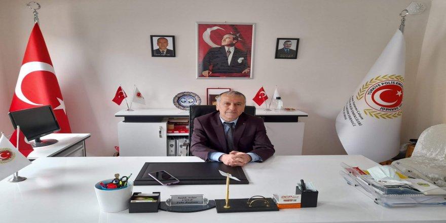 GEBZE POLİS DERNEĞİ NDE POLİS HAFTASI MESAJİ
