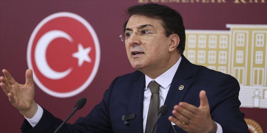 AK Parti'li Aydemir'den Draghi'nin Cumhurbaşkanı Erdoğan'a yönelik sözlerine tepki